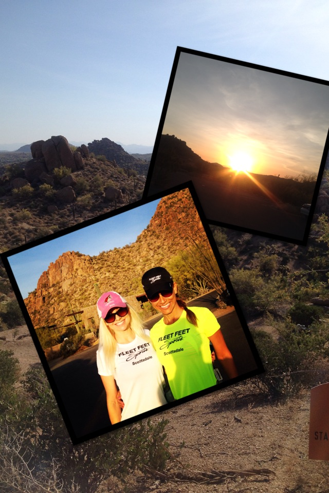 trail running in Scottsdale
